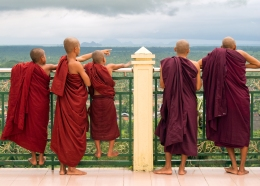 Myanmar, cultura