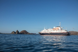 Silversea Expeditions, Galápagos