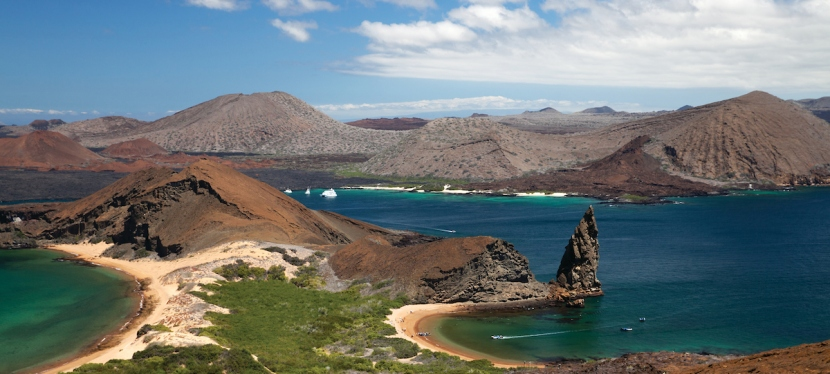 Islas Galápagos, el epicentro de laevolución.